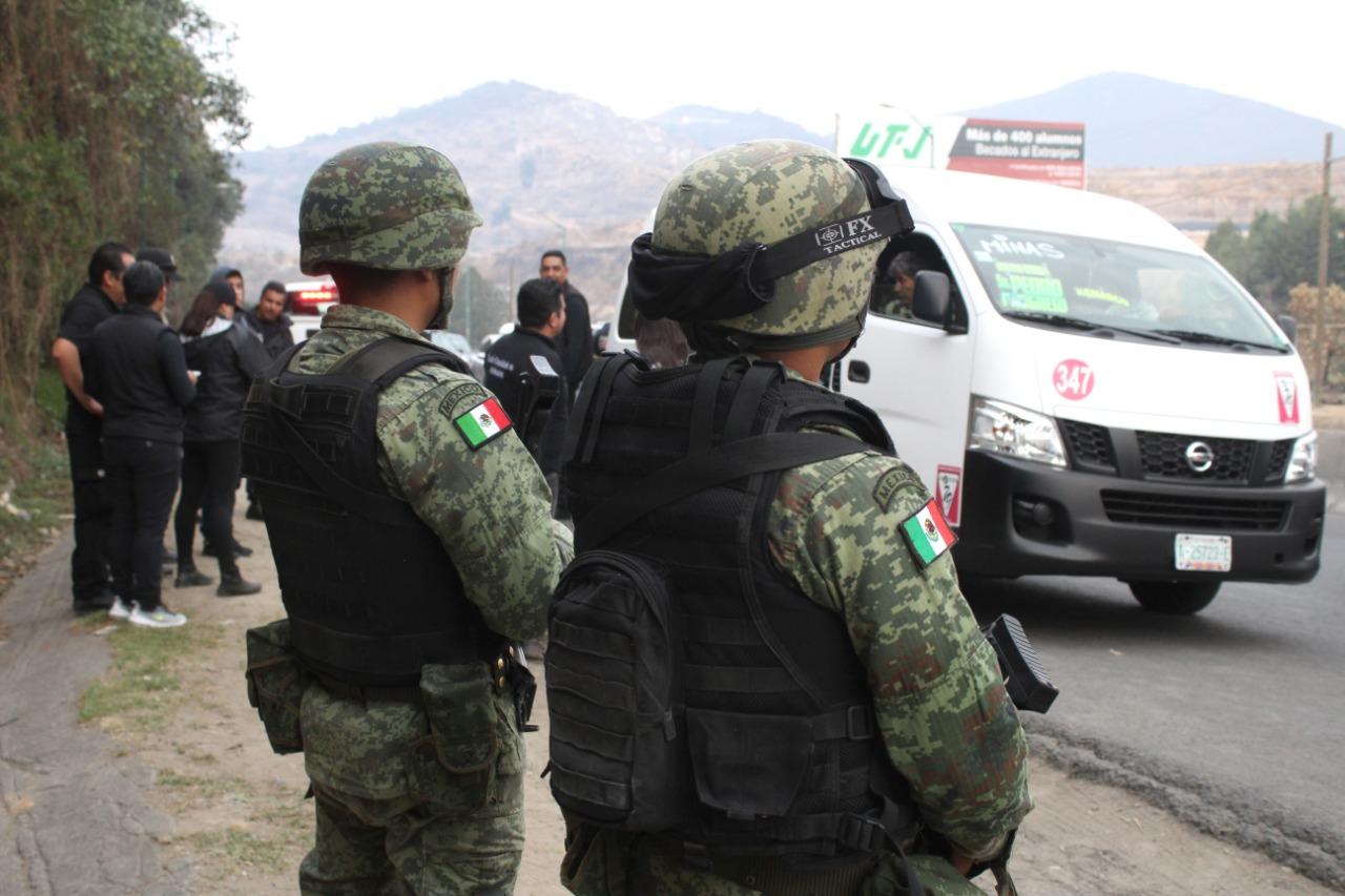 Detienen a 49 personas en operativo simultáneo