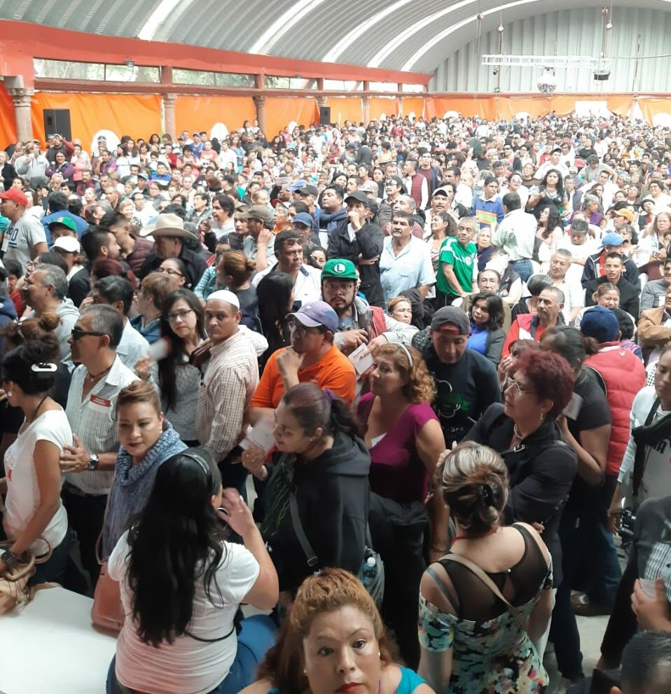 En ascuas dirigencia nacional y estatal de Morena