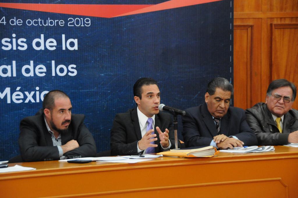 Pide CODHEM garantizar protección de periodistas en el Edomex