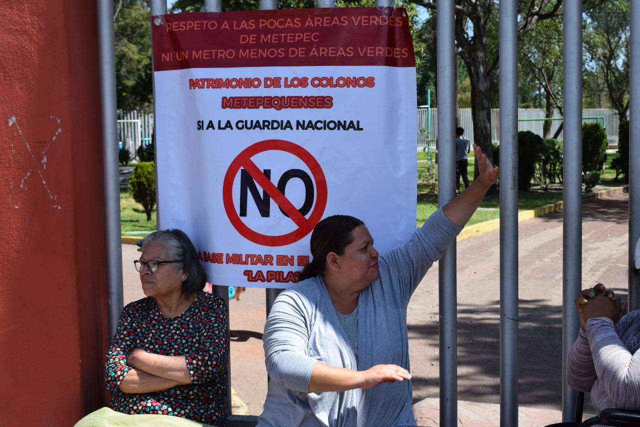 """Resistencia vecinal por """"La Pilita"""""""