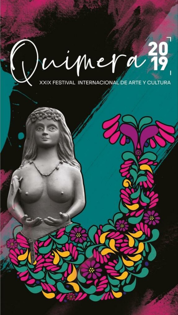 Arte, cultura y fiesta en Quimera 2019
