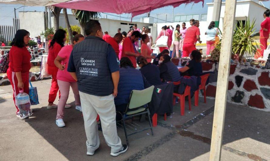 Suman 46 quejas por abusos contra derechos humanos en Edomex