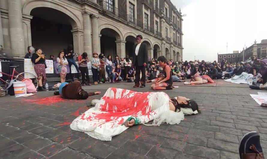 Presume Del Mazo acciones, pero la violencia contra las mujeres permanece