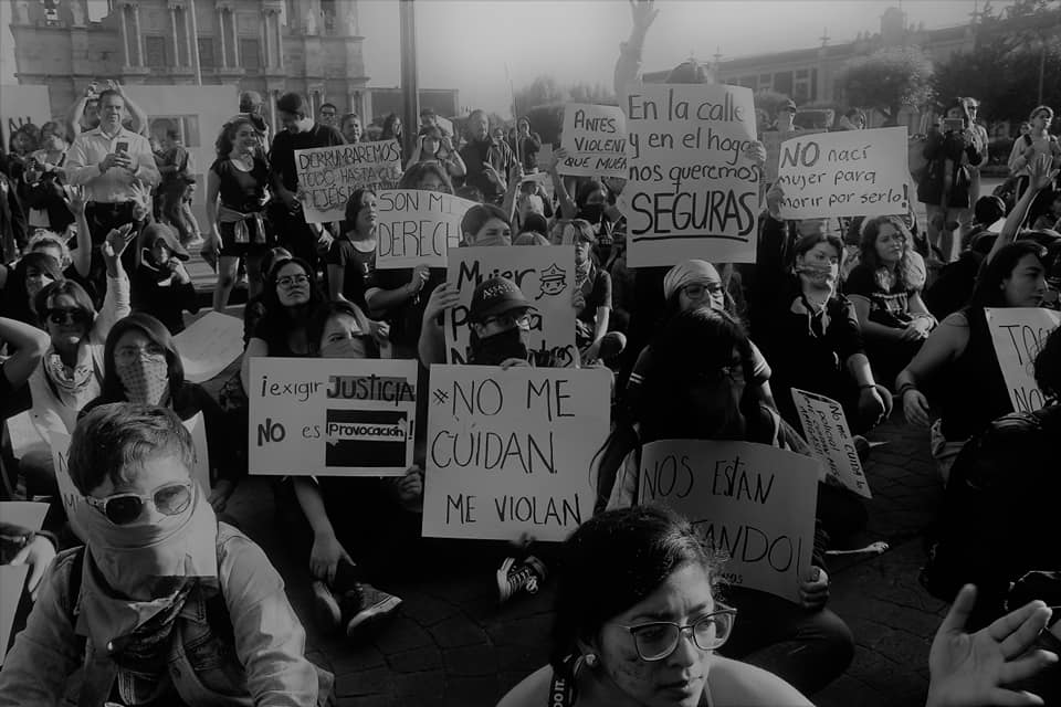 Foto: Feministas Universitarias UAEMex
