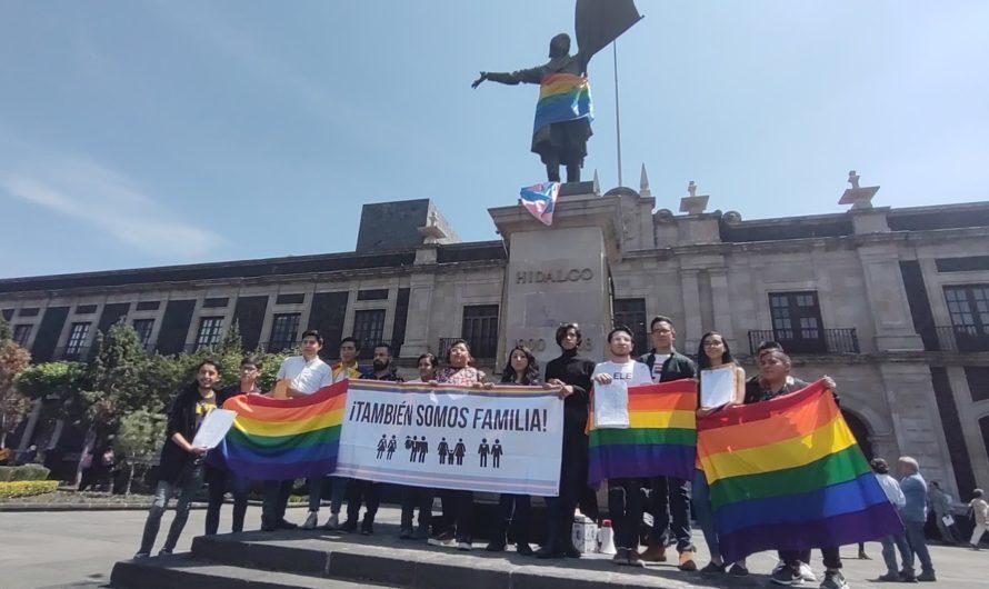 Menos homofobia y que haya matrimonio igualitario