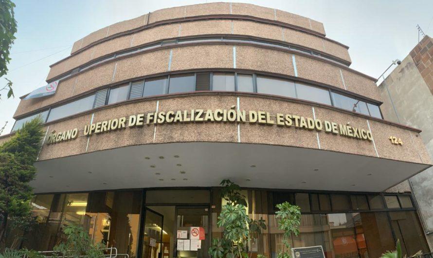 Incumplen ayuntamientos rendir cuentas y el OSFEM los apapacha