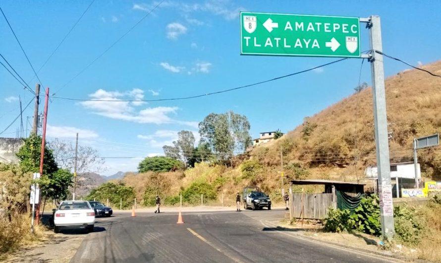 Calles y caminos que dan pena en el Edomex