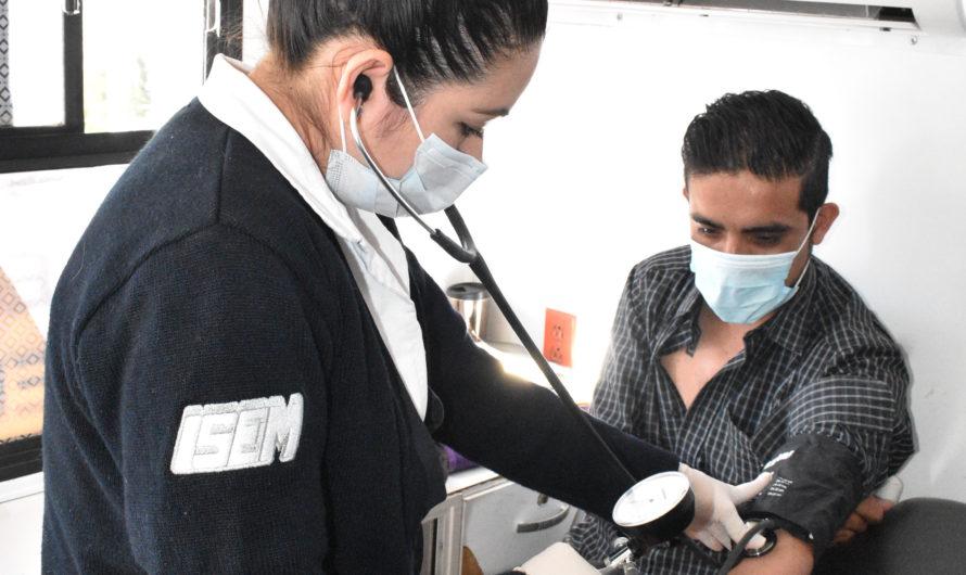 Piden vacunas contra la influenza para sus empleados