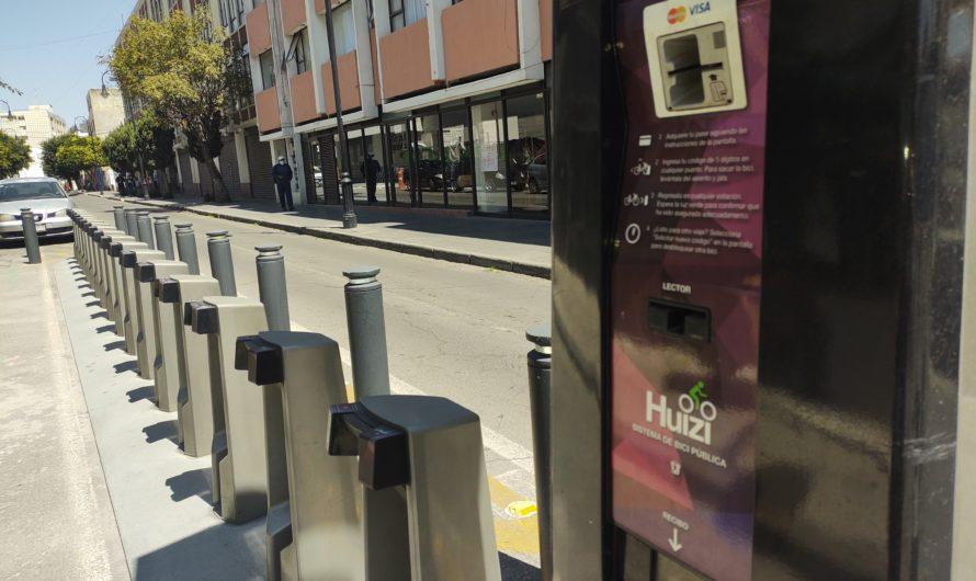 Bicicleta pública no es prioridad para Toluca