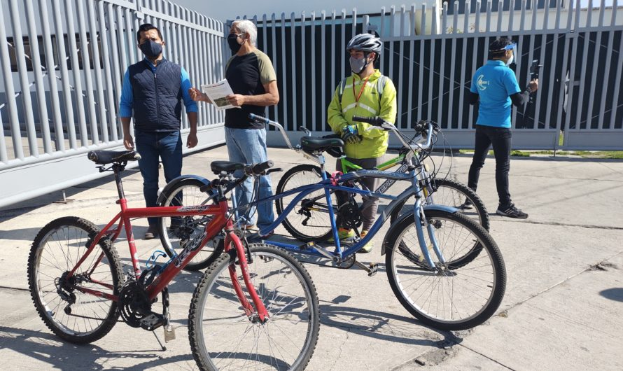 ONG habilitarán ciclovías temporales