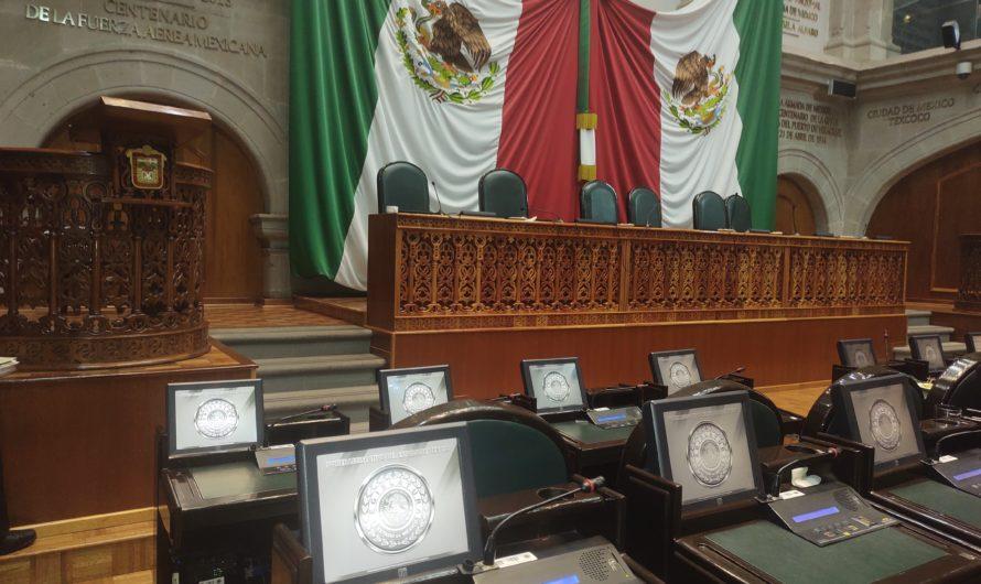 Inicia periodo legislativo con 193 leyes pendientes