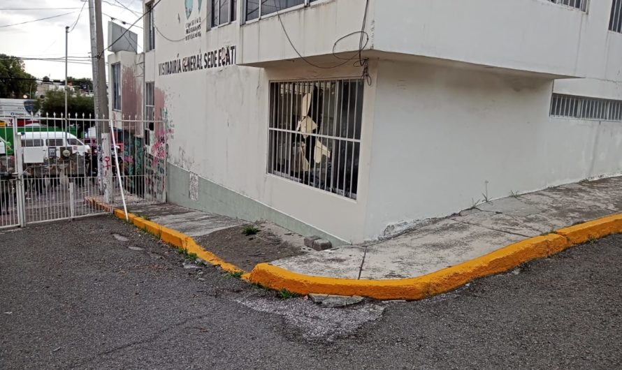 Codhem Ecatepec, más que un desalojo violento