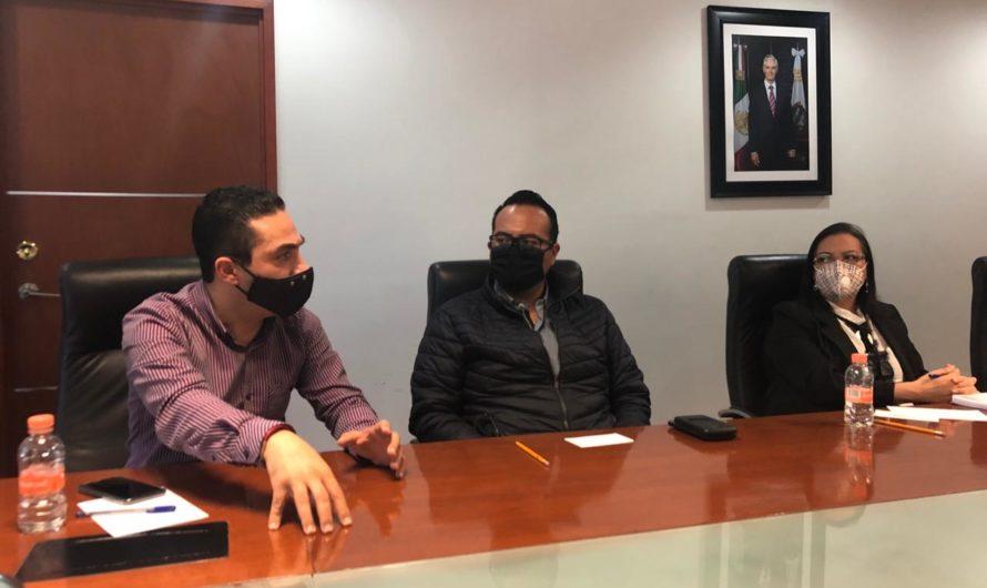 Ofrecen congresistas del PRI empujar un proyecto en pro del periodismo