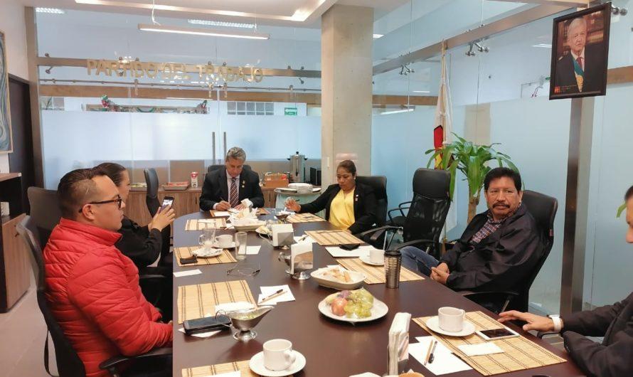 Ofrece PT acompañar propuestas del Colectivo para ley de #periodistas