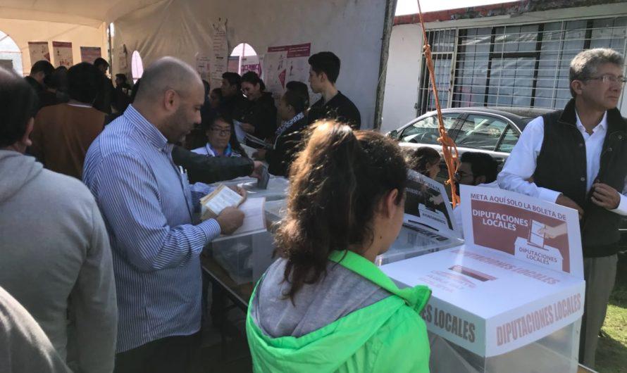 """Coahuila e Hidalgo, laboratorio """"sanitario"""" electoral para 2021"""
