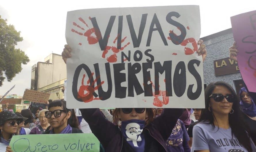 México sigue debiendo para proteger a las mujeres